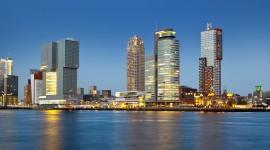 Rotterdam Wallpaper HD
