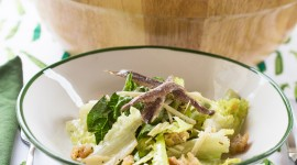 Salad With Anchovies Photo