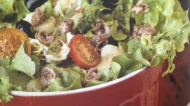 Salad With Anchovies Photo#3