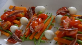 Salad With Anchovies Wallpaper Gallery