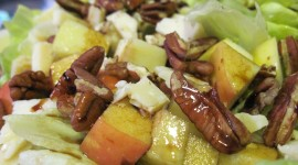 Salad With Apples Photo