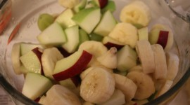 Salad With Apples Wallpaper Full HD#1
