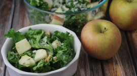 Salad With Apples Wallpaper Gallery