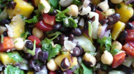 Salad With Beans Wallpaper Gallery