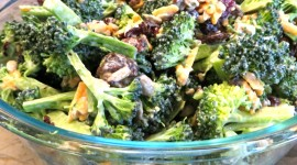 Salad With Broccoli Wallpaper Gallery