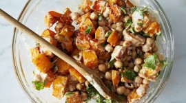 Salad With Chickpeas Photo Download