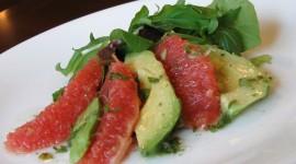 Salad With Grapefruit Wallpaper HQ#1
