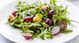 Salad With Grapes Best Wallpaper