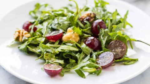 Salad With Grapes wallpapers high quality