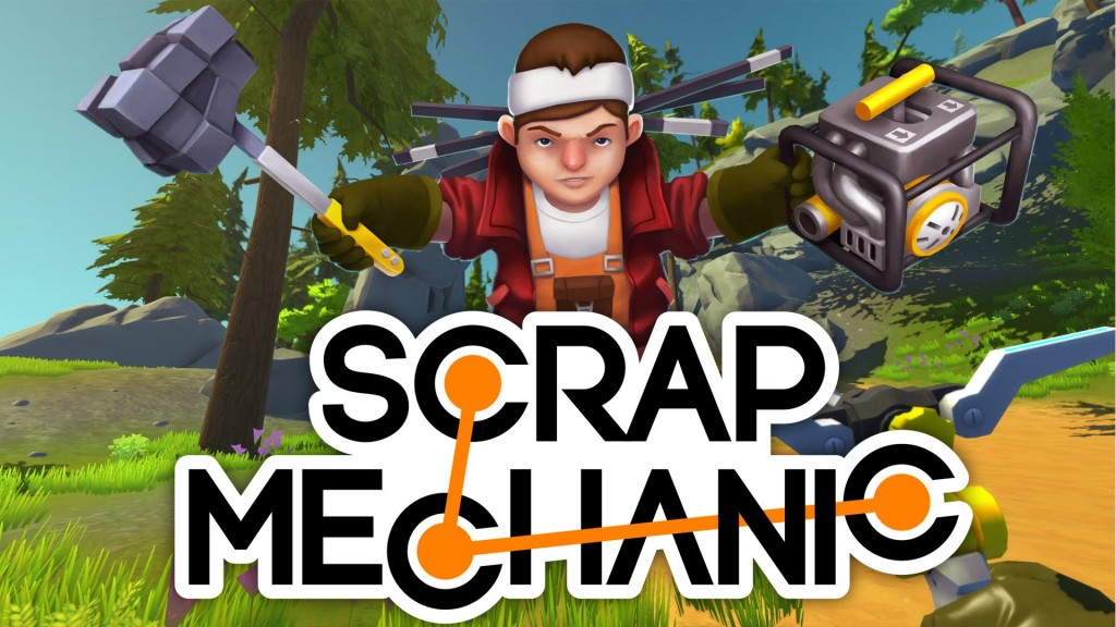 Scrap Mechanic wallpapers HD