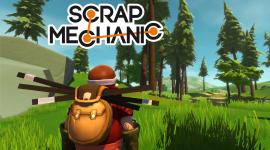 Scrap Mechanic Wallpaper 1080p