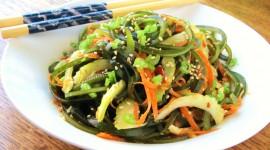Seaweed Salad Desktop Wallpaper