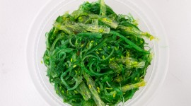 Seaweed Salad Photo Download
