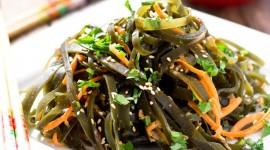 Seaweed Salad Photo Free