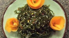 Seaweed Salad Wallpaper For Desktop