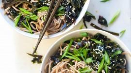 Seaweed Salad Wallpaper For IPhone