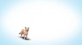 Sims 4 Cats & Dogs Desktop Wallpaper