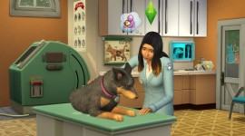 Sims 4 Cats & Dogs Image