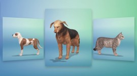 Sims 4 Cats & Dogs Image#1