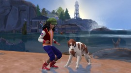 Sims 4 Cats & Dogs Photo Download