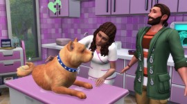 Sims 4 Cats & Dogs Photo Free