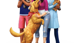 Sims 4 Cats & Dogs Wallpaper For Mobile