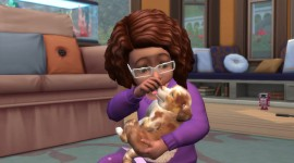 Sims 4 Cats & Dogs Wallpaper Free