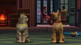 Sims 4 Cats & Dogs Wallpaper Gallery