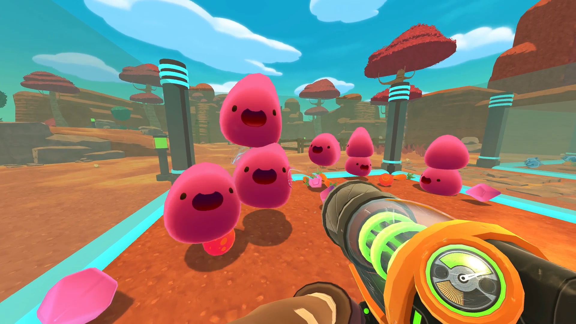 Slime Rancher Wallpapers High Quality Download Free