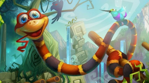 Snake Pass wallpapers high quality