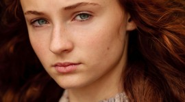 Sophie Turner Wallpaper For IPhone Free
