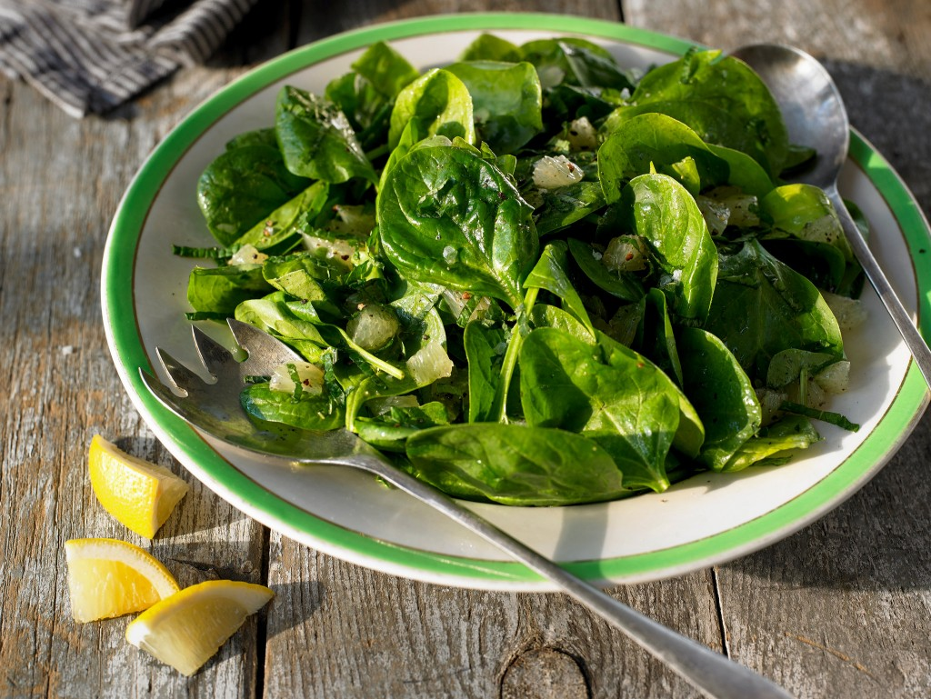 Spinach Salad wallpapers HD
