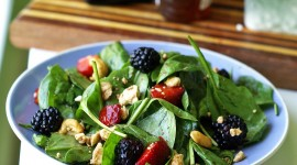 Spinach Salad Photo