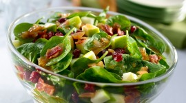 Spinach Salad Photo Download