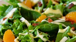 Spinach Salad Wallpaper For Android
