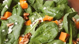 Spinach Salad Wallpaper For Android#1