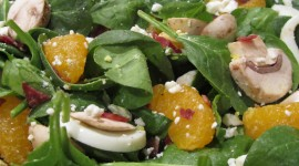 Spinach Salad Wallpaper Gallery