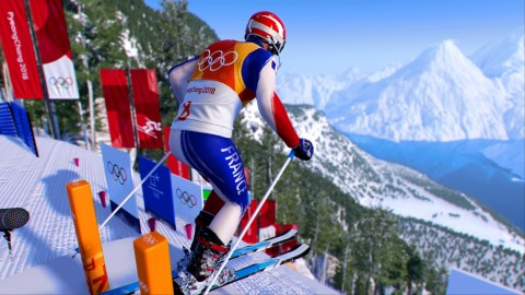 Steep Road To The Olympics wallpapers high quality