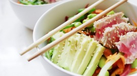 Sushi Salad Wallpaper Gallery
