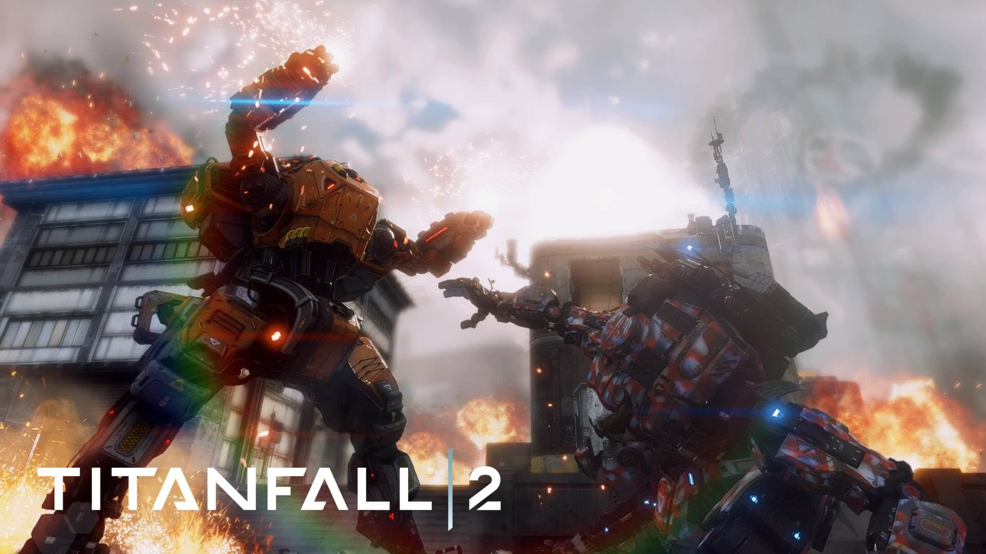 Titanfall 2 Wallpaper For PC