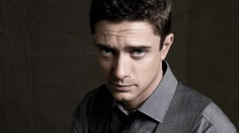 Topher Grace High Quality Wallpaper