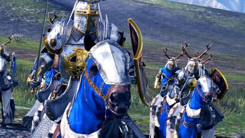 Total War Warhammer Bretonnia wallpapers high quality