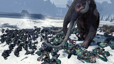 Total War Warhammer Norsca wallpapers high quality