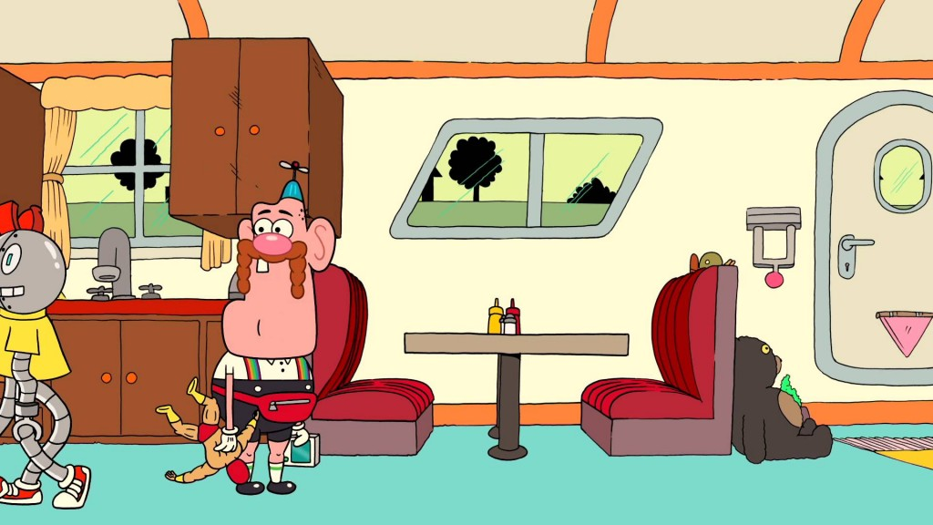 Uncle Grandpa wallpapers HD