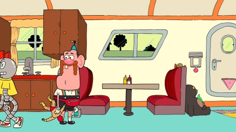 Uncle Grandpa wallpapers high quality