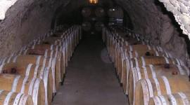Wine Vault Desktop Wallpaper HD