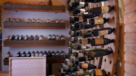 Wine Vault Wallpaper For IPhone