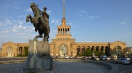 Yerevan Wallpaper