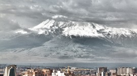 Yerevan Wallpaper For IPhone
