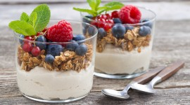 Yogurt Wallpaper Background